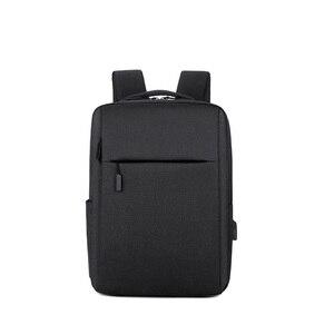 Image 3 - UPSC USB ชาร์จกระเป๋าเป้สะพายหลังป้องกันการโจรกรรมชายกลับแพ็ค 2019 กระเป๋าเดินทางสำหรับแล็ปท็อปขนาด 16 นิ้วกระเป๋าเป้สะพายหลัง Daypacks กระเป๋าถือชาย mochila