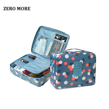 Zipper Man Women Makeup bag nylon Cosmetic bag beauty Case Make Up Organizer Toiletry bag kits Storage Travel Wash pouch 3pcs set women transparent cosmetic bag clear zipper travel make up case makeup beauty organizer storage pouch toiletry wash bag