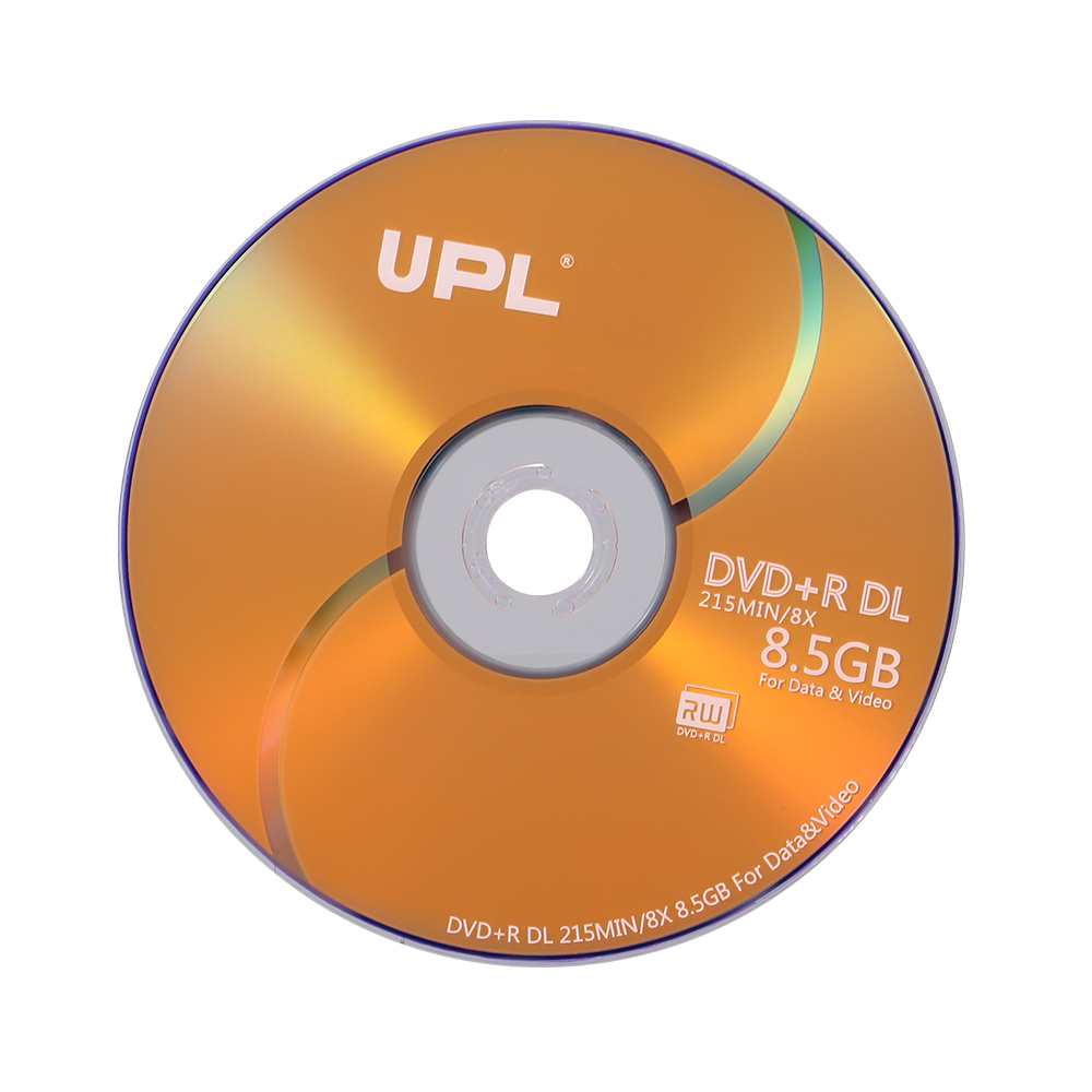 Wholesale 10PCS DVD+R DL 8.5GB 215MIN 8X Disc DVD Disk For Data & Video Supports up to 8X DVD + R DL recording speeds 10pcs/lot 6