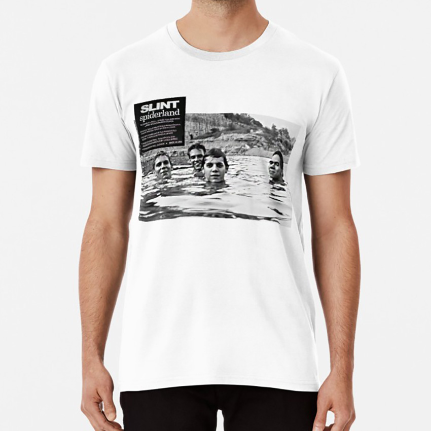 Slint- Spiderland T shirt music post punk album slint spiderland image
