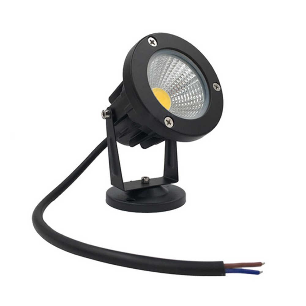 Nieuwe Stijl Tuinpad Gazon Lamp Licht Ac 85-265V Outdoor Spike Led Spike Light 3W5W7W9W12W Path Landschap waterdichte Spot Lampen