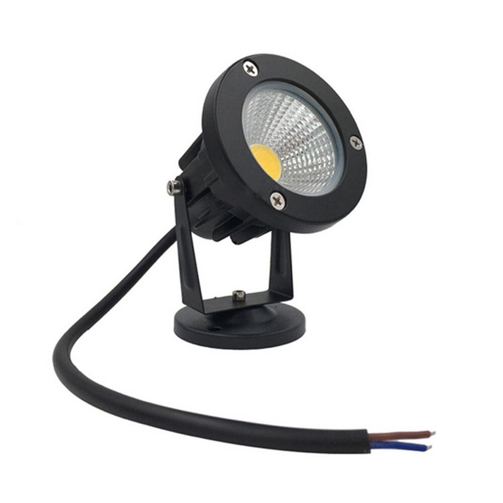 lampada led de caminho para jardim luz 04