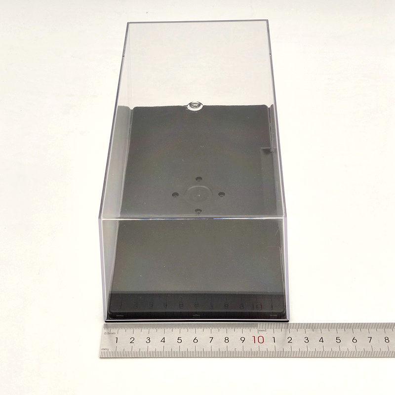 1//18 car model transparent display box 1//24 acrylic dust cover