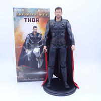 2019 new Empire Toys Infinity War Thor 1/6 Scale Collectible Figure Pvc Avengers Thor Figure Action Model Toy Gift 30cm