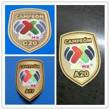2016 Tiger Patch NEW LIGA MX Apertura Champion A15 Patch C20 Patch  A20  Mexicana De Futbol Torneo Apertura Campeon Soccer Patch