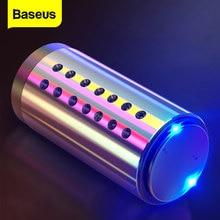 Baseus-Mini purificateur d'air en métal pour voiture, Clip pour climatiseur, parfum solide, sortie automobile, désodorisant