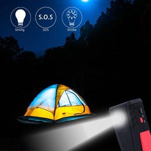Image 3 - GKFLY, dispositivo de arranque de alta potencia 1500A, arrancador de batería de coche portátil de 12V, cargador de coche para coche, batería Booster Buster LED