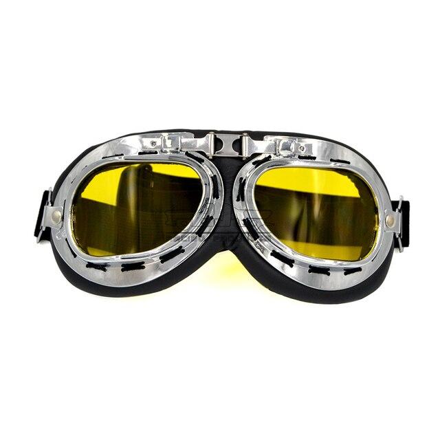 Retro Motorbike Goggles  4