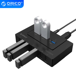 ORICO 10 Ports USB HUB with Po