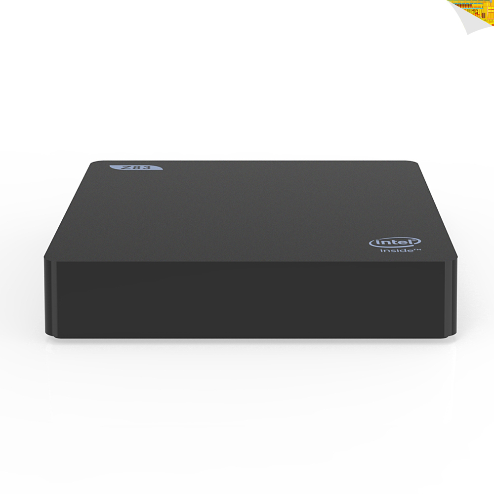 Z83V Genuine Windows 10 Mini Pc Baytrail Z8350 TV Box 2G 32GB 1000 Lan Windows10 Desktop Small Computer