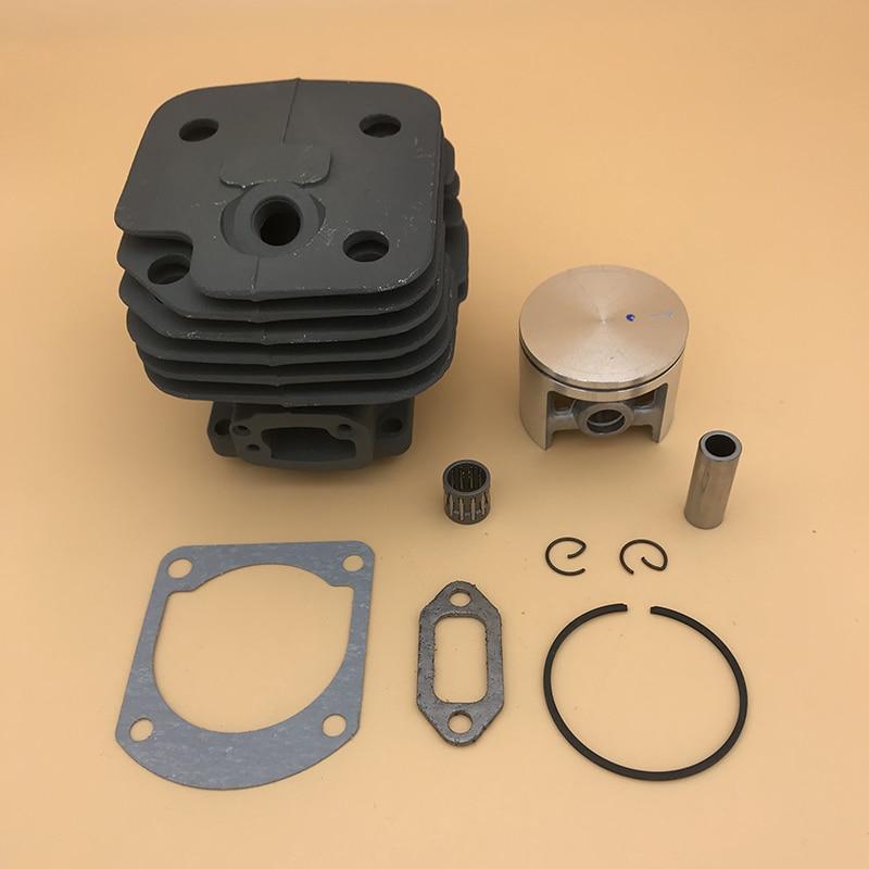 HUNDURE 48mm 50mm 52MM Cylinder Piston Set For HUSQVARNA 61 268 272 272K 272XP Gasoline Chainsaw Engine Motor Parts 503758172