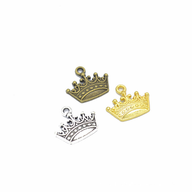 Vintage Alloy Crown Gadget <font><b>Jewelry</b></font> Making Supplies Diy Creative Children <font><b>Fun</b></font> Gift Wholesale <font><b>Lots</b></font> Bulk Pretty Woman Sweet Girl image