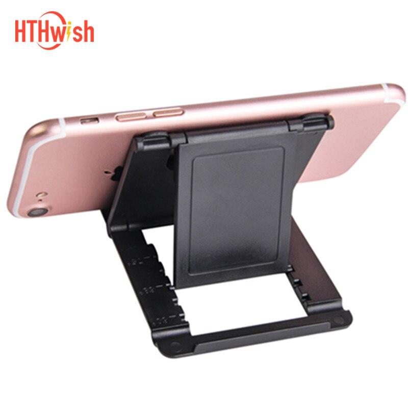 Складная Настольная подставка для телефона, держатель для сотового телефона, для Ipad, Samsung, iPhone X, XS Max, строительный держатель