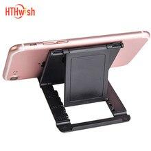 Telefone dobrável suporte de mesa para mesa suporte do telefone celular para ipad samsung iphone x xs max suporte do telefone móvel montagem