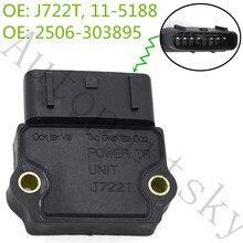 OEM J722T MD149768 модуль управления катушки зажигания для Dodge Eagle для Mitsubishi Plymouth 6H1068 CBE735 E1997 11-5188 2506-303895