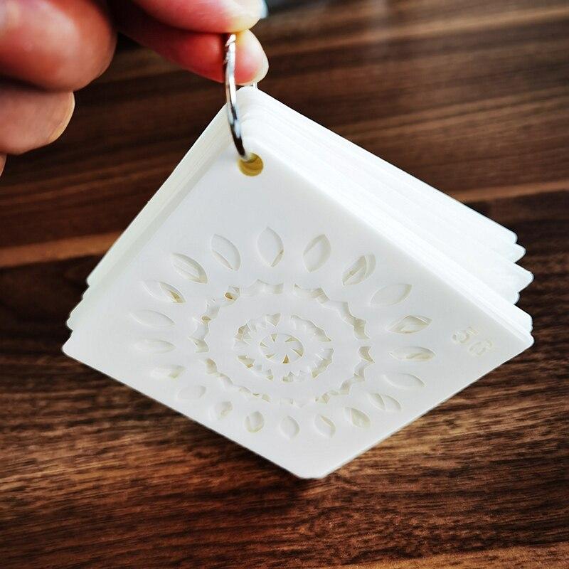 36Pcs Mandala Painting Templates Perfect For DIY Rock Painting Art Canvas Wood Furniture Cards Painting
