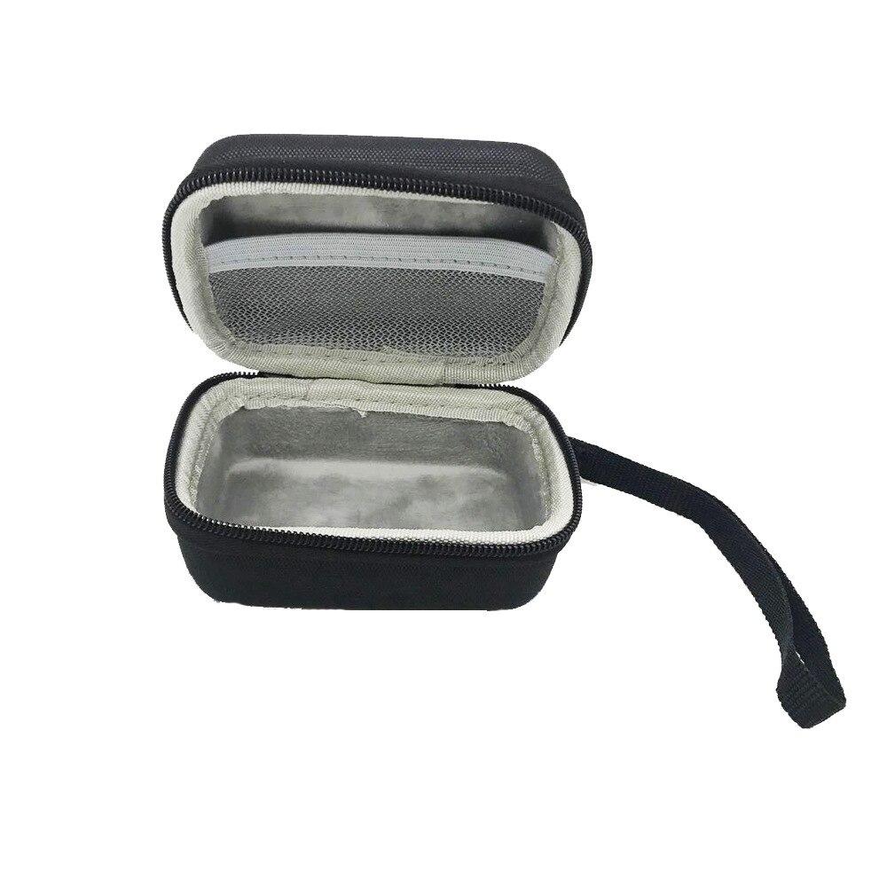 Square Speaker Case Travel Cover For GO GO 2 Bluetooth Speakers Sound Box Storage Carry Bag Pouch Mesh Pocket Strap Handbag 3