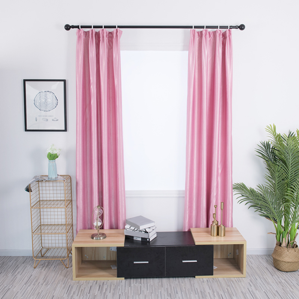 Rideaux décoratifs à la maison de rideau épais large de rideau pour la fenêtre de chambre à coucher pour le salon décoratif