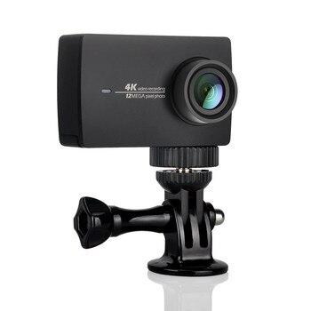2 шт. адаптер крепления камеры для GoPro Hero 7 6 5 4 sony 4K Xiaomi yi 1/4 дюйма-20 винтов Адаптер штатива Экшн-камера 2