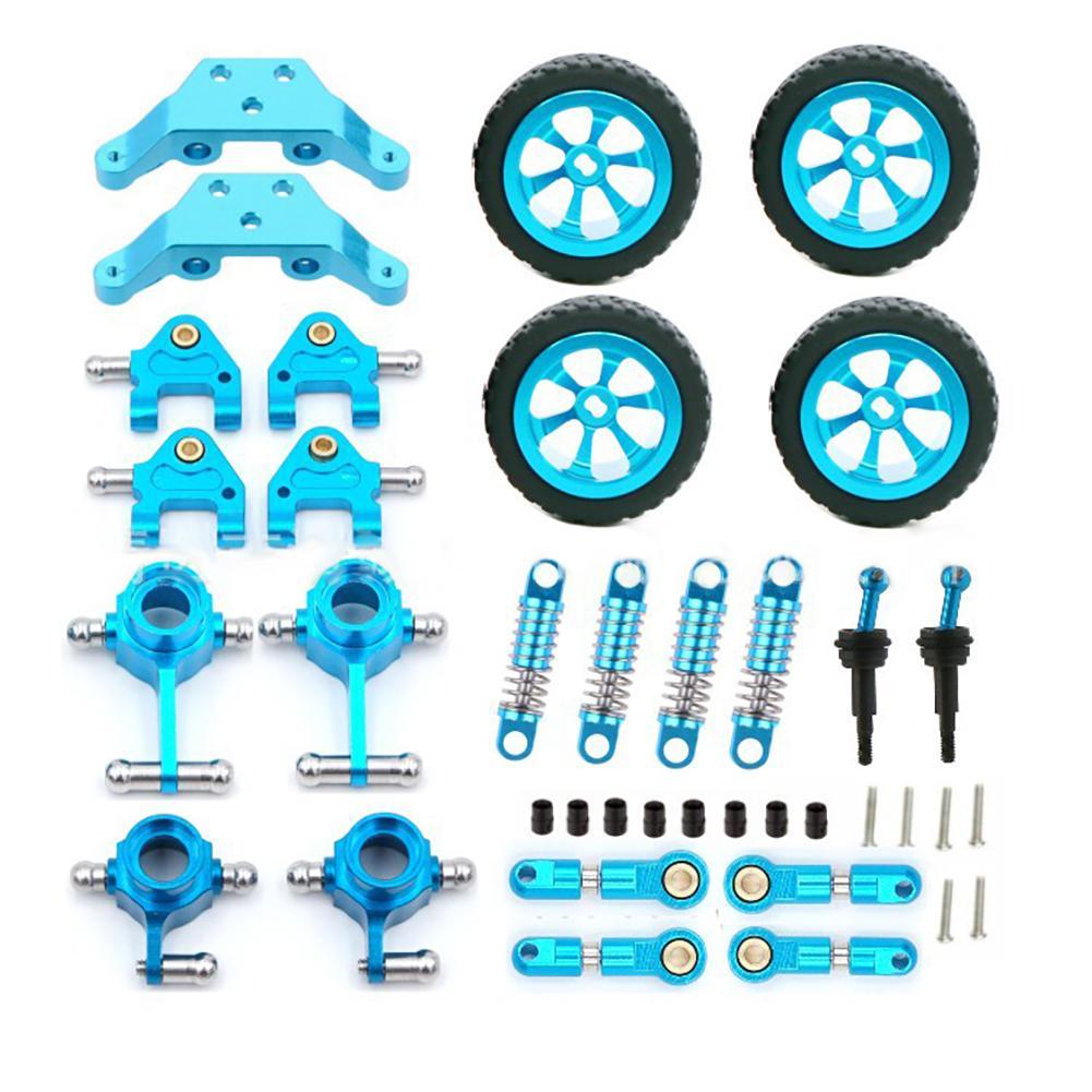 1:28 RC Car Wheel Metal Swing Arm Hem Arm Car Parts Suit for Wltoys P929 P939 k969 K979 K989 K999|Parts & Accessories| |  - title=