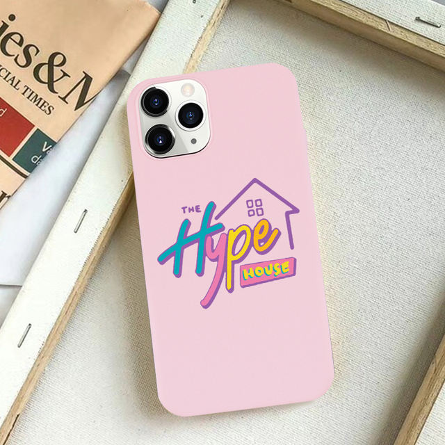 THE HYPE HOUSE IPHONE CASE (9 VARIAN)
