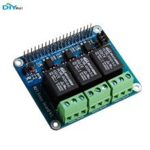 DIYmall 3 Channel RPi Relay Board Module for Raspberry Pi A+/B+/2B/3B/3B+ термос thermos thermocafe everynight 100 1l coffee 272201
