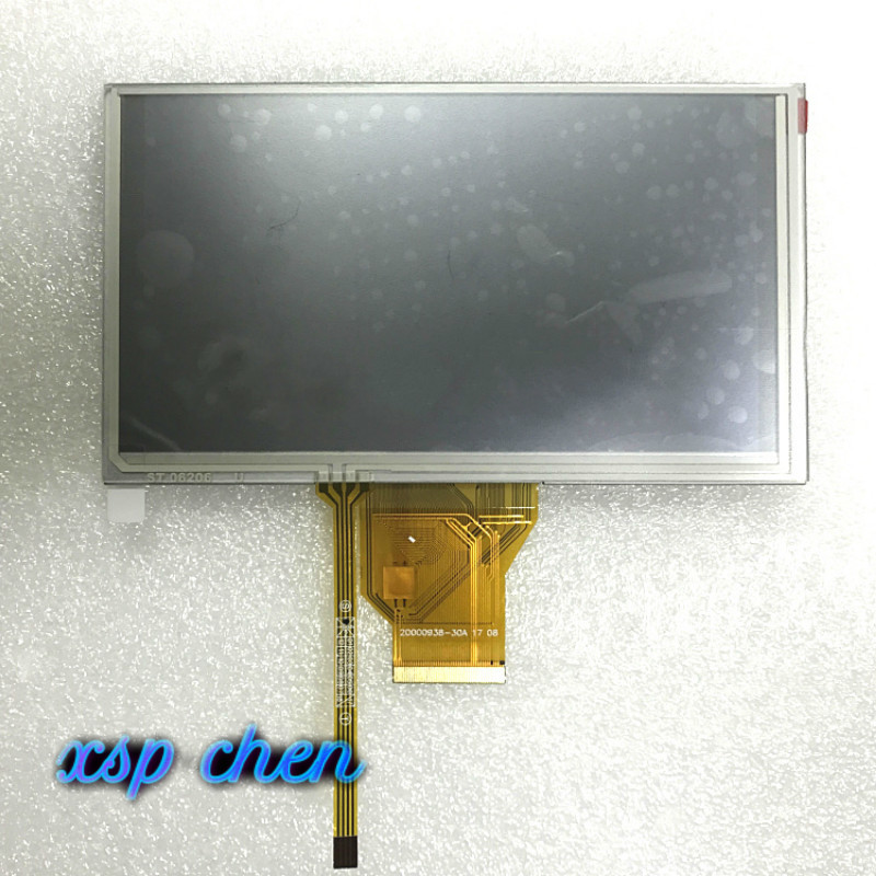 6.5inch  Lcd Screen A AT065TN14  Car Screen Gps With Touch