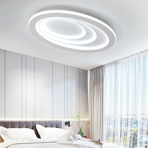 Image 2 - High brightness led chandelier Lights for Living room bed Room surface mounted Modern chandelier lighting for office study room
