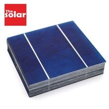 Cells-Panel Battery-Charge Sunpower Solar Polycrystalline Mono Silicon 100pcs 156 DIY