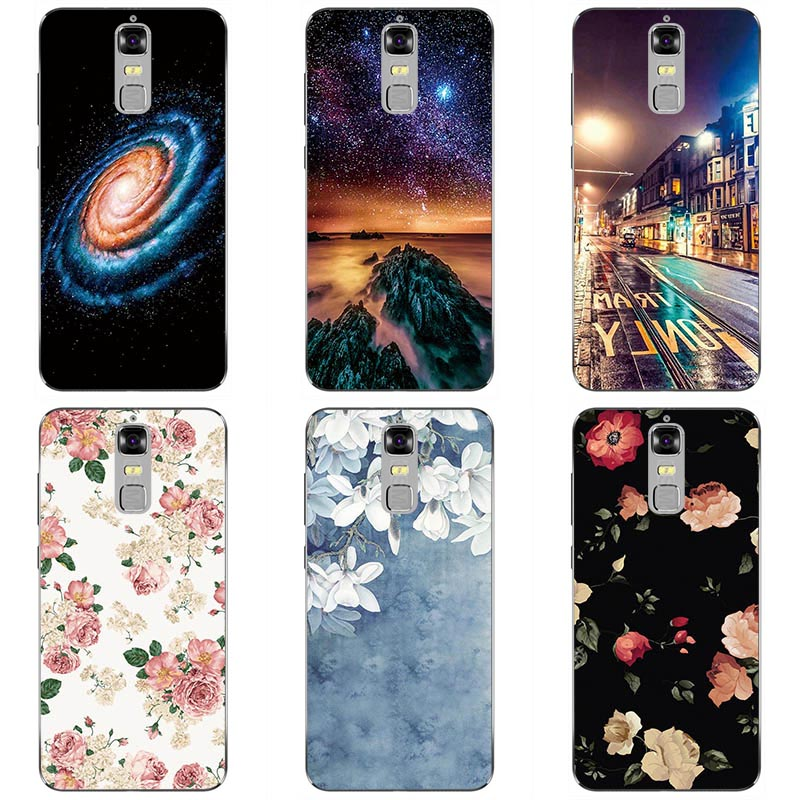Soft silicone phone case Soft TPU Print cover For <font><b>ZTE</b></font> <font><b>Blade</b></font> <font><b>A610plus</b></font> Soft silicon Original painting skin shell image