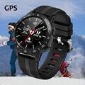 Смарт-часы M5, Смарт-часы, GPS, для женщин и мужчин, компас, барометр, Bluetooth Вызов, Спорт на открытом воздухе, фитнес-трекер, Браслет С Пульсометро...