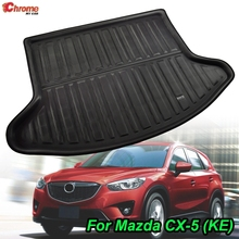 Для Mazda CX 5 CX5 KE 2012 2013 2014 2015 2016 коврик для ботинок задний багажник лайнер грузовой пол лоток защита ковров автомобильные аксессуары