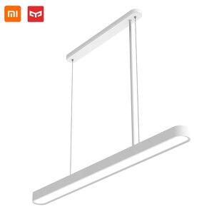 Image 2 - Original xiaomi mijia YEELIGHT Meteorite LED Smart Dinner Pendant Lights smart Restaurant chandelier work with for mi home app
