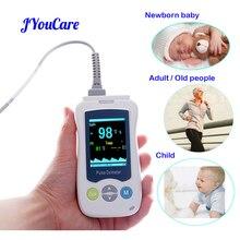 JYouCare Medical Portable Handheld Pulse Oximeter Adult Newborn Infant Neonatal Child Baby Kids Oximetro De dedo OLED Fingertip