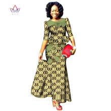 Новый стиль 2020 модные африканские наборы для женщин традиционная