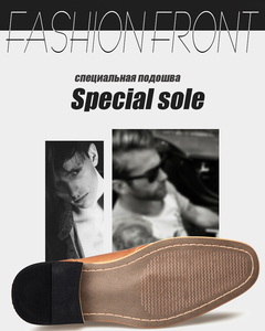 Image 4 - Мужская деловая обувь YIGER, черная деловая Свадебная обувь из натуральной кожи, на шнуровке, большие размеры, 0249