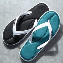 Women Slippers Sandal Massage Flip-Flops Memory-Sponge Rubber Beach-House Outdoor Men's