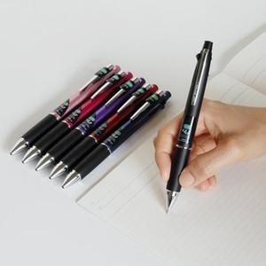 Image 5 - Uni MSXE5 1000 07 Jetstream 4 & 1 4 couleurs, stylo multi bille 0.7mm, noir, bleu, rouge, vert, crayon 0.5mm, 1 pièce