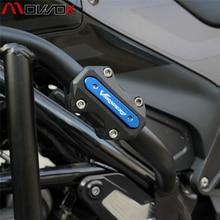 Motorcycle High quality Engine Guard Bumper Protection Decorative Block For Honda Varadero XL 1000 Varadero 1000 125 Varadero