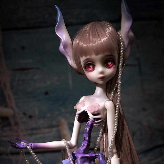 Shuga Fairy Jijola 1/4 Doll BJD Resin Model Fashion Figure Toys For Girls boys gift