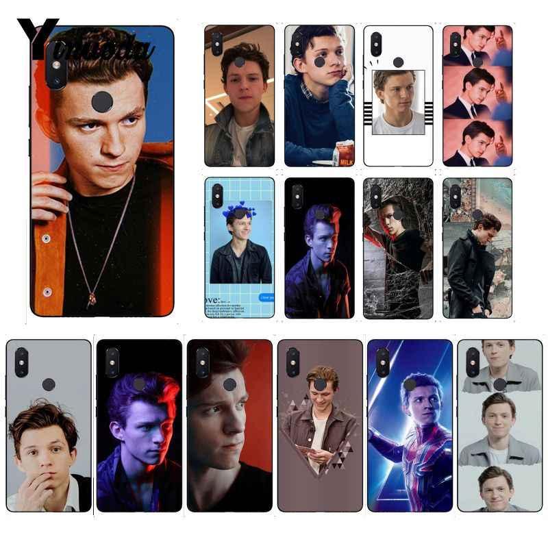 Yinuoda Tom Holland Kleurrijke Leuke Telefoon Case voor Xiaomi Redmi8 4X 5A 7A 6A Redmi8 5Plus Redmi 5 note5 note7 8Pro