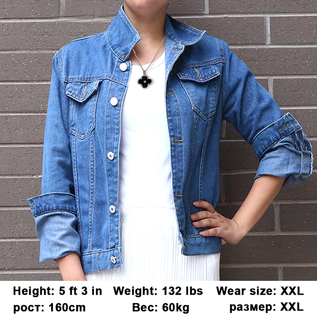 Jeans Jacket and Coats for Women  4
