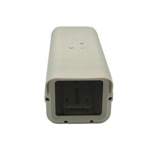Image 2 - كاميرا دائرة تليفزيونية مغلقة داخلية غلاف الأمن المراقبة الضميمة الإسكان الألومنيوم ABS رمادي حماية الغرفة