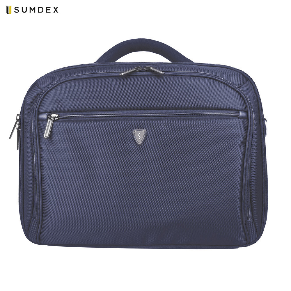 Laptop Bags & Cases Sumdex SUMPON341BU for laptop portfolio Accessories Computer Office for male female computer accessories