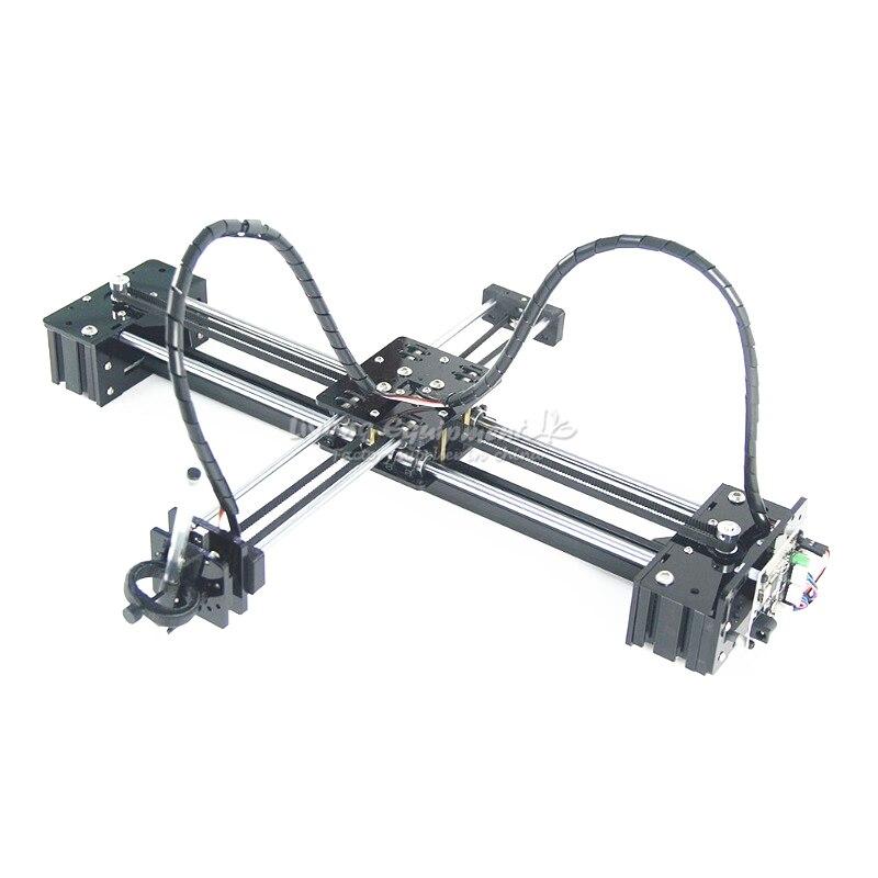 Schriftzug corexy XY-plotter DIY drawbot stift zeichnung roboter maschine für zeichnung schreiben CNC V3 schild zeichnung spielzeug suppor laser