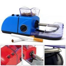 Elektrische Automatische Zigarette Roll Maschine DIY Zigarette Gerät Tabak Roller Maker Rauch Werkzeug Accesoires AC100V-240V
