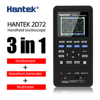 Hantek Oscilloscope Digital Portable Car 2D72 2D42 2C42 2C72 Multimeter USB Dual Channel Handheld Oscilloscope