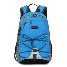 Lightweight Waterproof Nylon Backpack Men Women Travel Bag Small Outdoor Sports Camping Pack Hiking Bag Rucksack Child Bagpacks стоимость