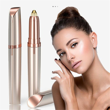 Epilator Eyebrow-Trimmer Electric Mini for Women Razor Shaver Facial-Hair-Remover Painless-Eye