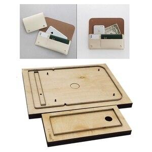Японское стальное лезвие для высечки, стальной перфоратор, держатель для визитных карточек, режущая форма, деревянные штампы, резак, инстру...
